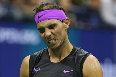 Rafael Nadal. (Xinhua/Li Muzi/IANS)