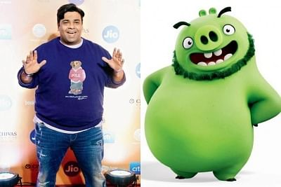 """After comedian Kapil Sharma, actors Archana Puran Singh and Kiku Sharda have been roped in to voice the characters of Zeta and Leonard, respectively, in the Hindi version of """"The Angry Birds Movie 2""""."""