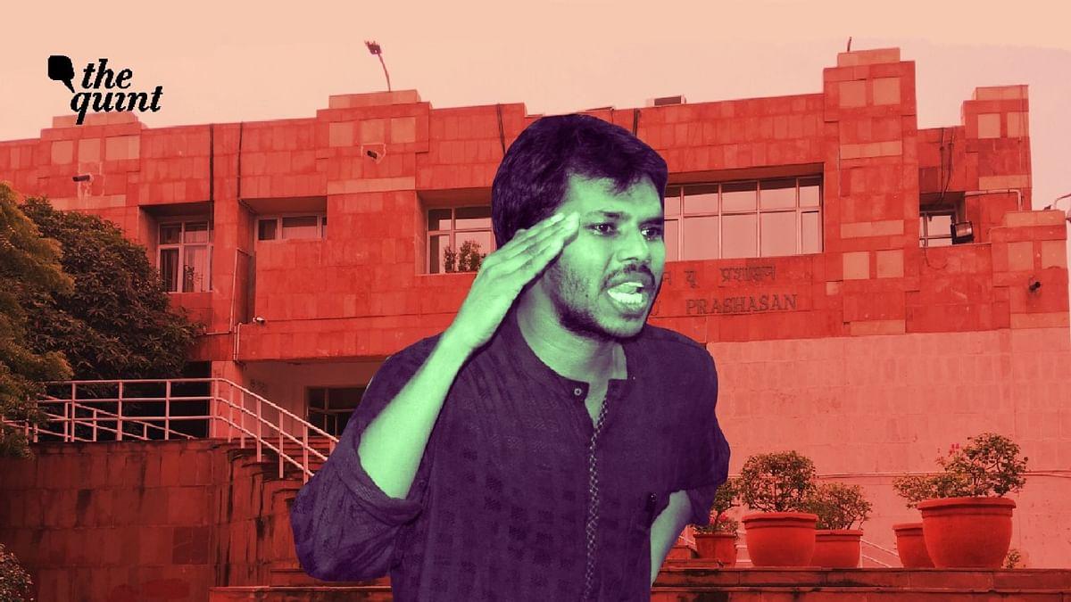 JNU Is Not Outside India, Caste Bias Here Too: Prez Candidate Suna