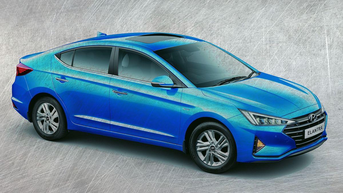 Upcoming Hyundai Elantra Revealed, To Be Launched on 3 October