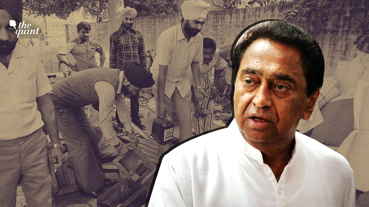 What Was Kamal Nath's Alleged Role in the 1984 Anti-Sikh Riots?
