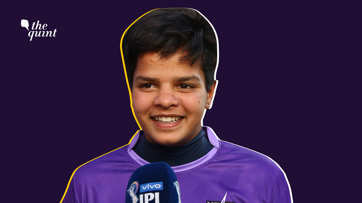 Shafali Verma, all of 15, has been named for the first three games of the upcoming five-match T20 International series against South Africa.