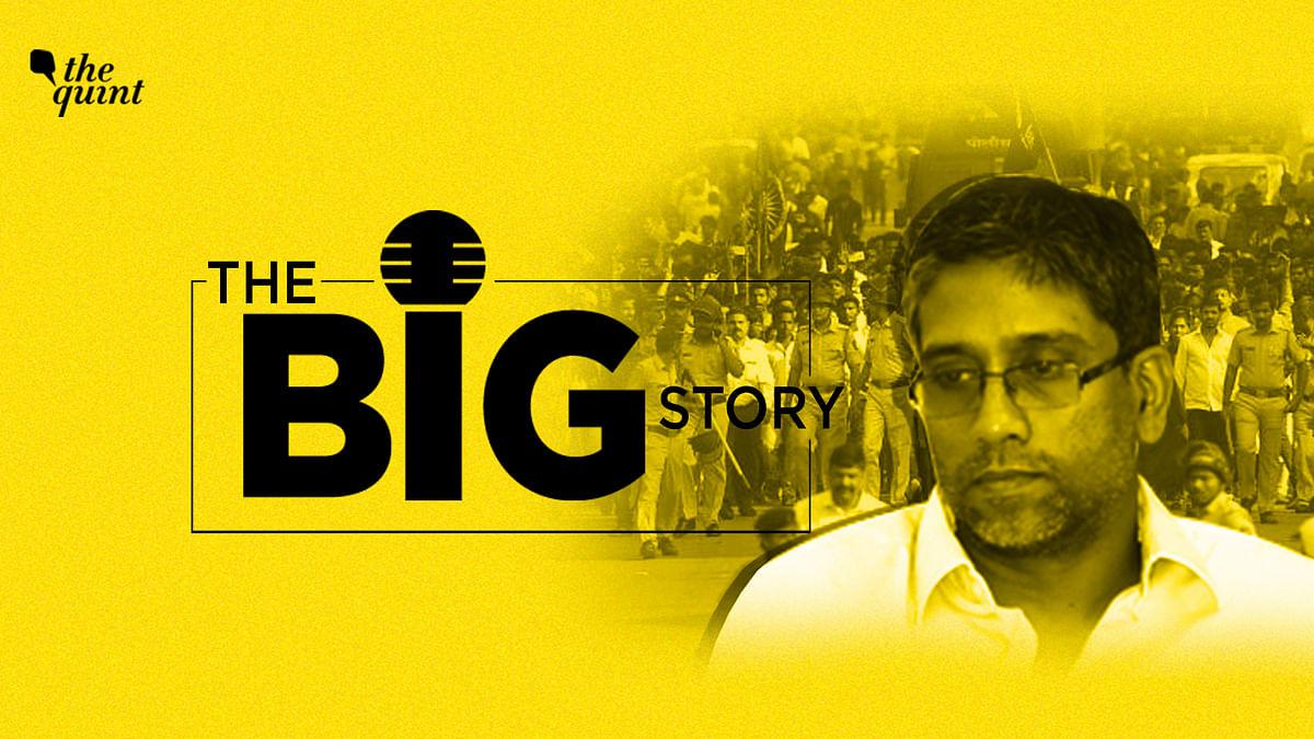 Raid at Prof Hany Babu's House & Bhima Koregaon: What's the Link?