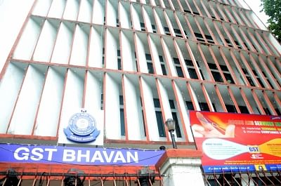 GST Bhavan. (File Photo: IANS)