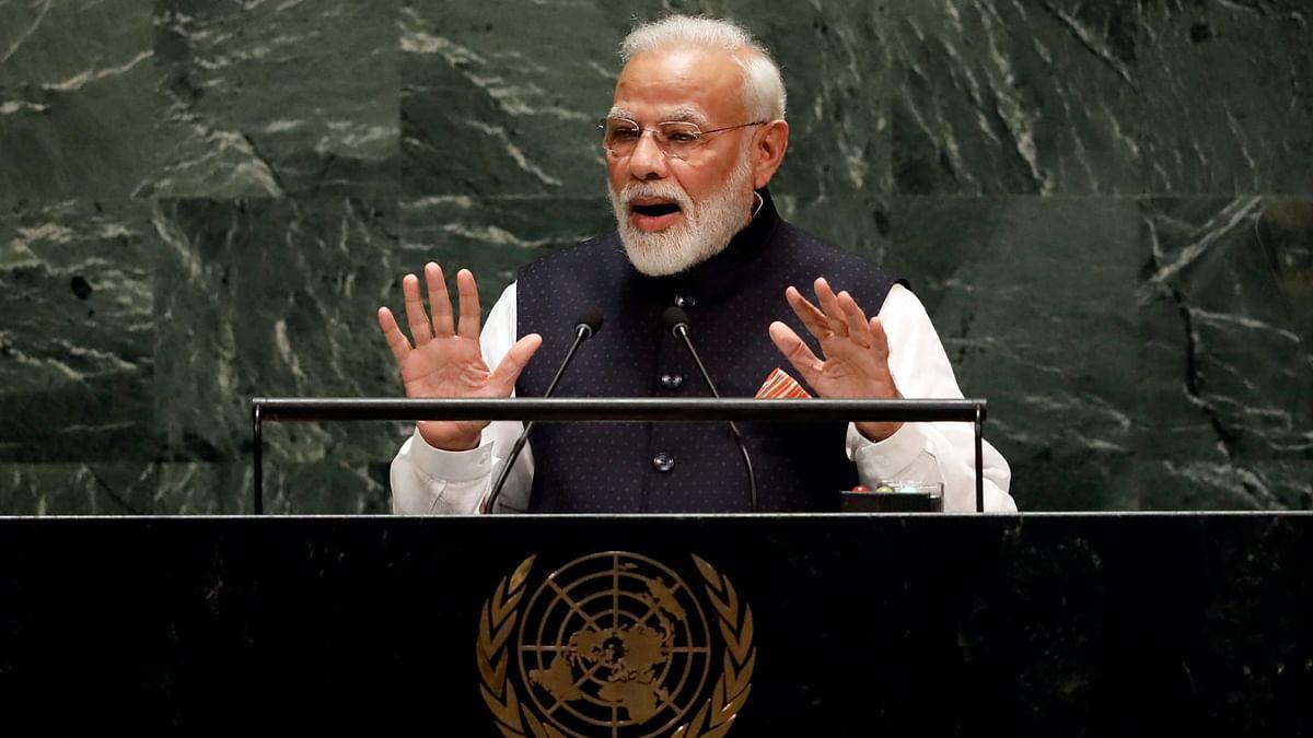 No Mention of Pak in PM Modi's UNGA Speech: Key Highlights