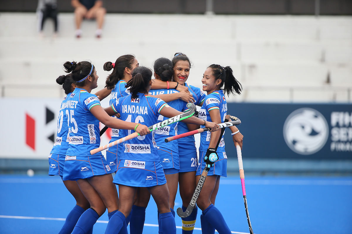Hockey Olympic Qualifiers: Indian Men Play Russia, Women Draw USA