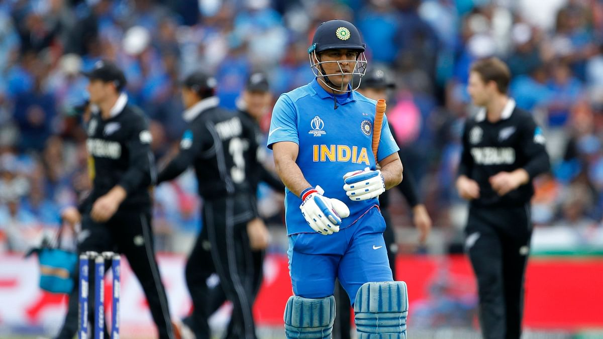 Not Rest, But Injury Keeping Dhoni Out of Team India: Reports