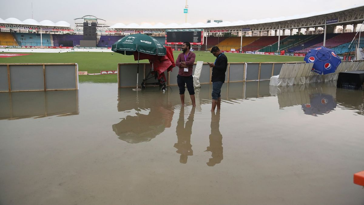 Pakistan-Sri Lanka 2nd ODI Rescheduled to Get Ground Ready on Time