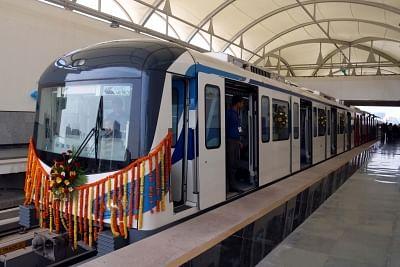 Rapid Metro. (File Photo: IANS)