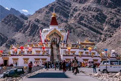 Buddhist carnival in Leh monastery to see minimum plastic use