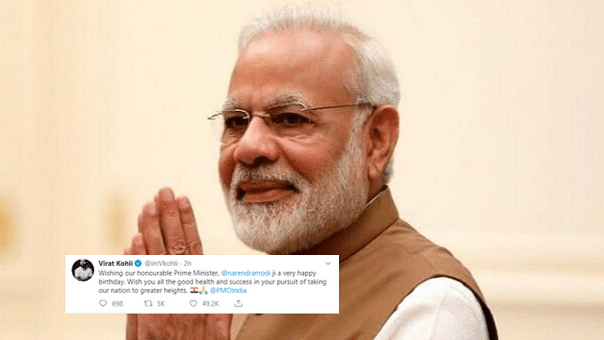 #NationalUnemploymentDay Trends on Twitter on PM Modi's Birthday