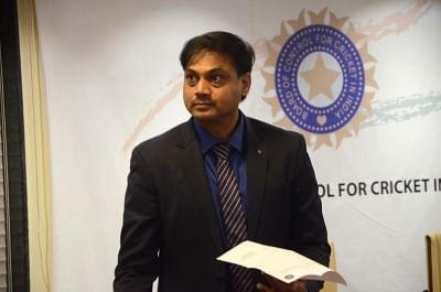 BCCI Selection Committee Chairman MSK Prasad. (Photo: IANS)