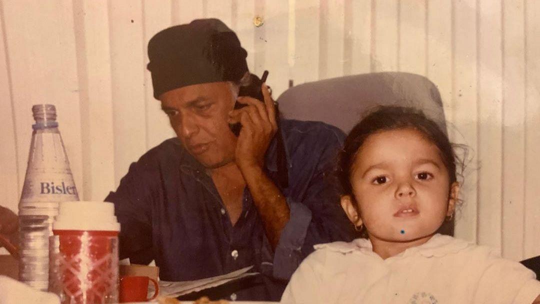 You Amaze Me Every Day: Alia Wishes 'Pops' Mahesh Bhatt on B'Day
