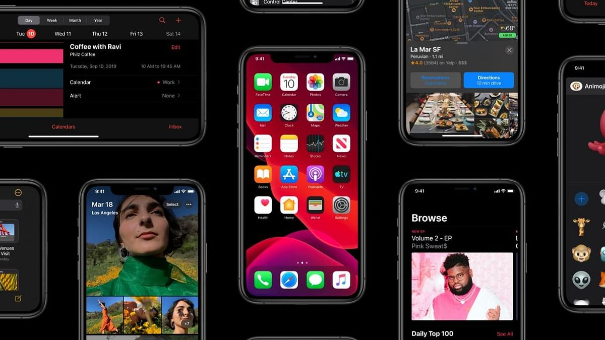 Apple Says More Than 50% of iPhones Now Running on iOS 13