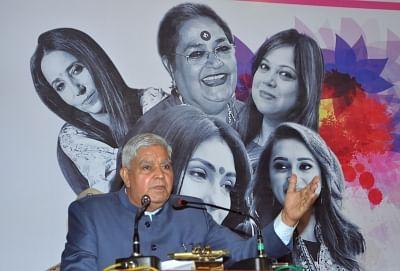 West Bengal Governor Jagdeep Dhankhar. (Photo: Kuntal Chakrabarty/IANS)