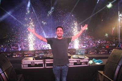 DJ Nucleya. (Photo: IANS)