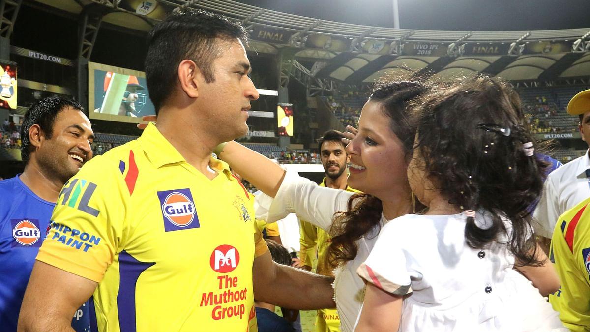 Sakshi Singh Shuts Down Husband MS Dhoni's Retirement 'Rumours'