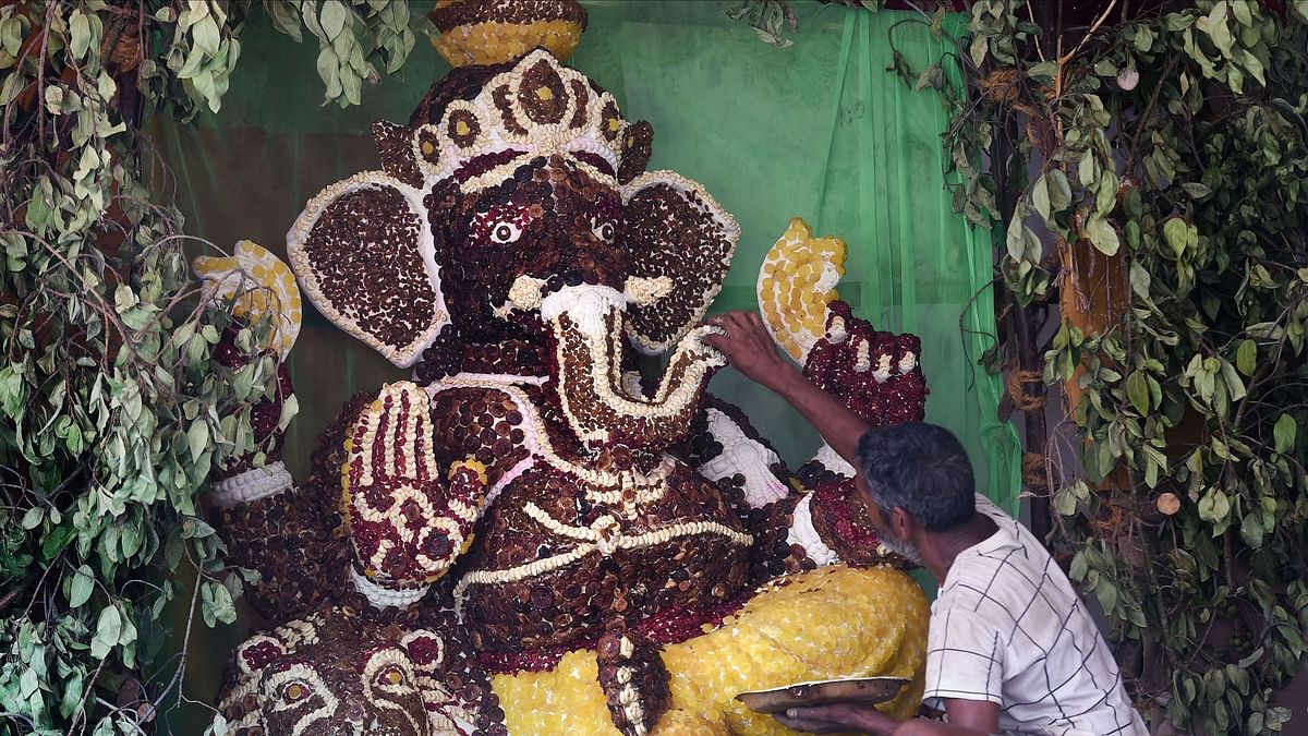 Devotees Open Heart, Homes to Welcome Ganesha on Chaturthi