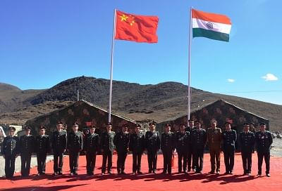 The Indian Army and China
