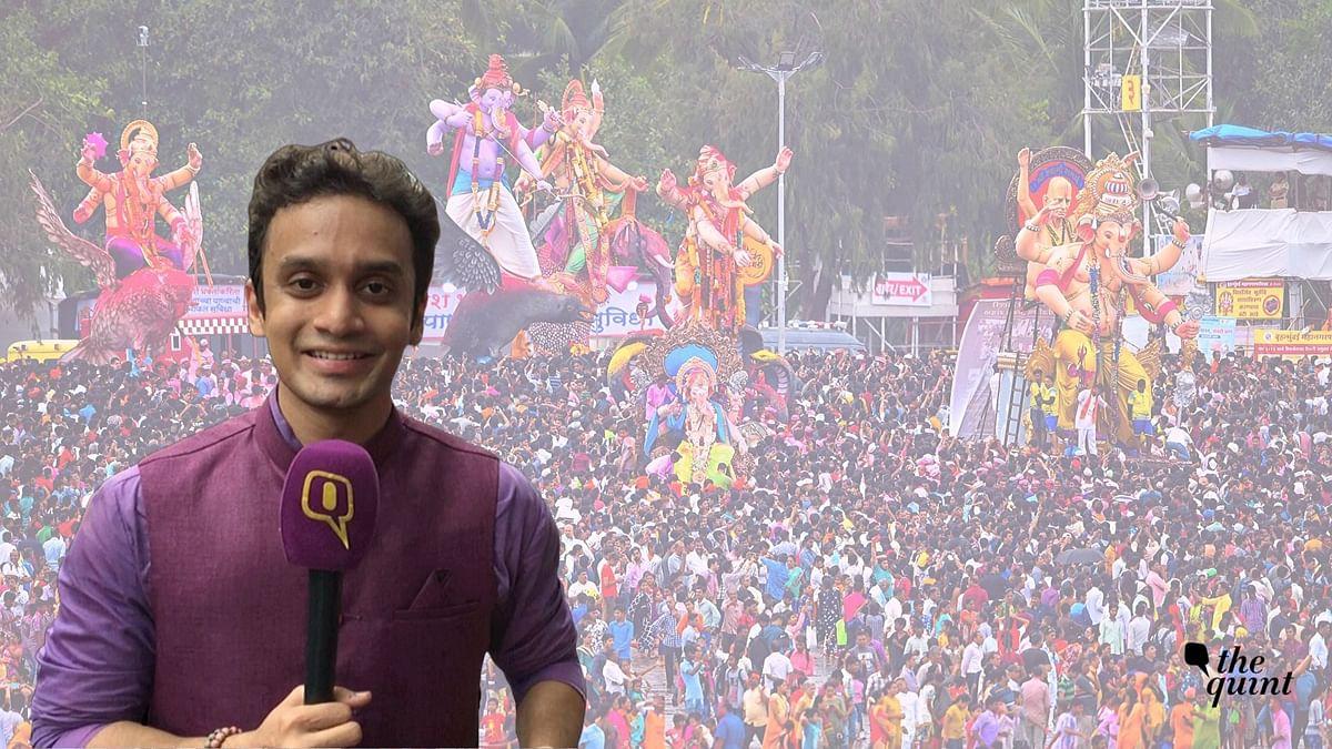 Ganesh Visarjan: What Do Mumbaikars Wish for This Maha Elections?