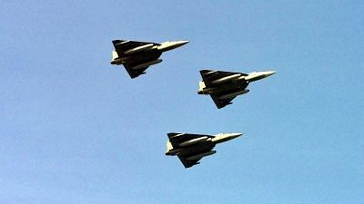 Tejas Successfully Performs Critical Test for Naval Deployment