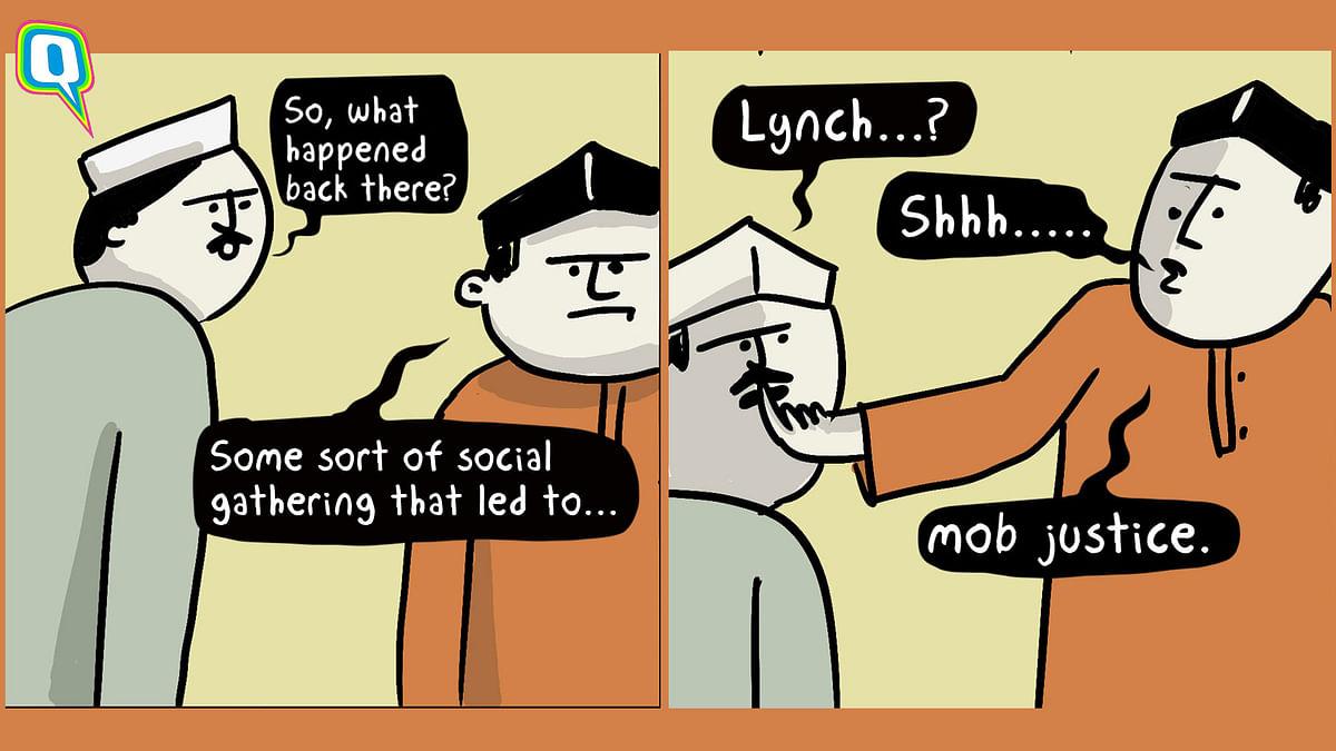 Mohan Bhagwat Calling Lynching a 'Western Construct' is #KaafiReal