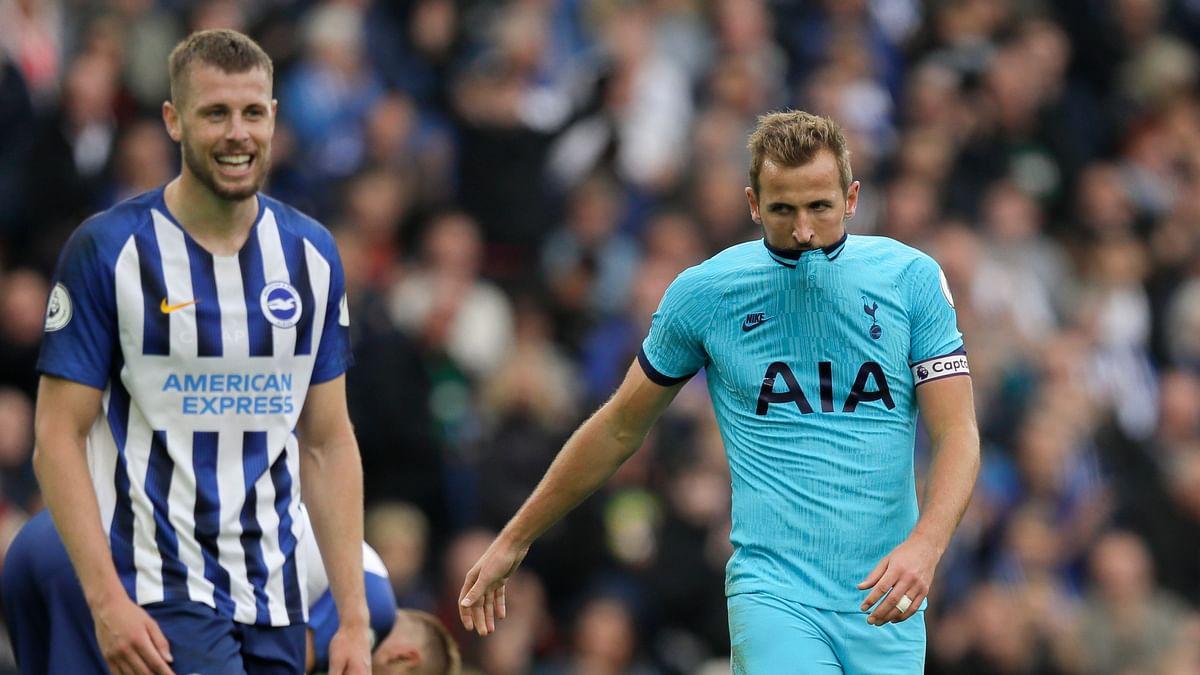 Pressure on Pochettino as Tottenham Lose 3-0 at Brighton