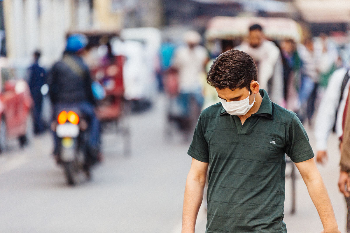 Air pollution can get very severe in and around NCR.
