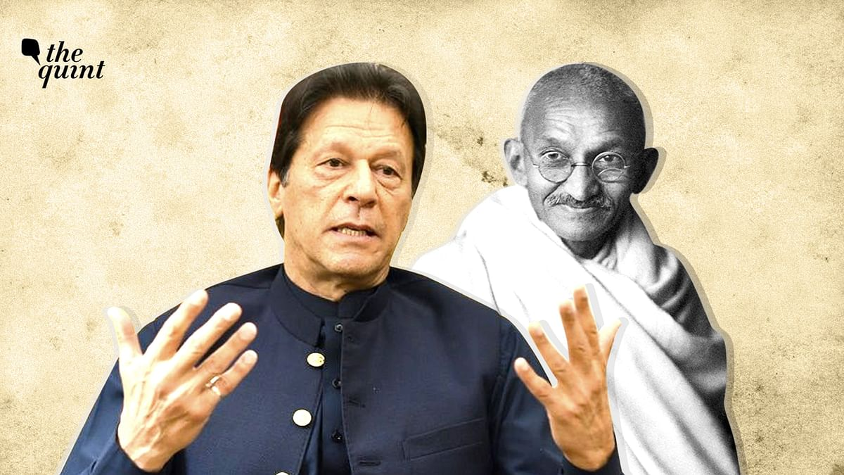 Gandhi Is Now 'Important' to Pakistan PM. Is This a Silver Lining?