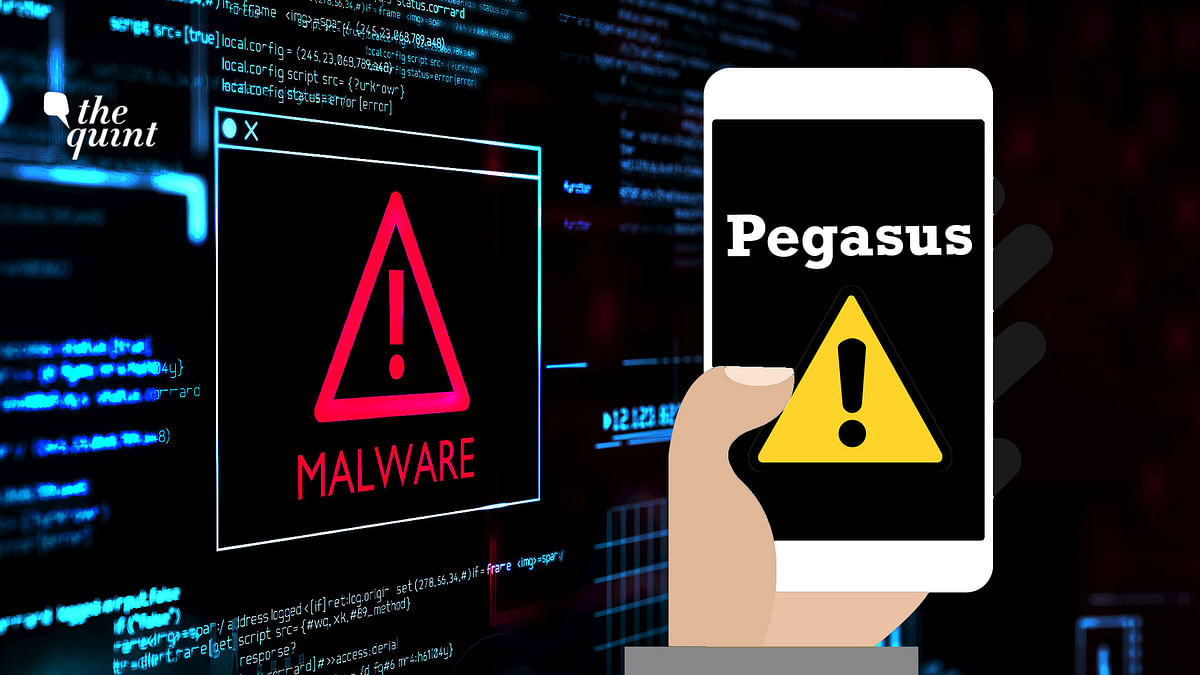 Pegasus spyware affects both Android and iOS devices.