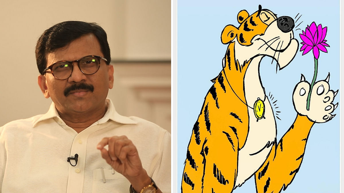 "Shiv Sena Warns BJP of ""Arrogance of Power"" With Words & Cartoon"
