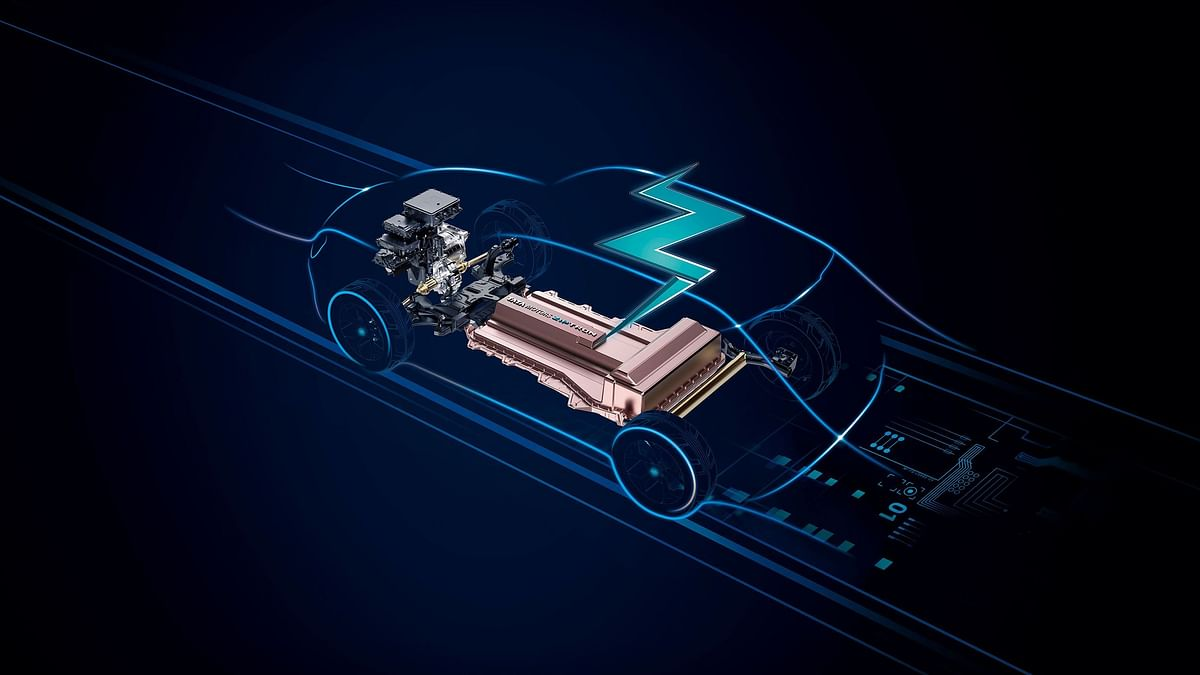The battery pack in the Tata Nexon will be placed beneath the floor.