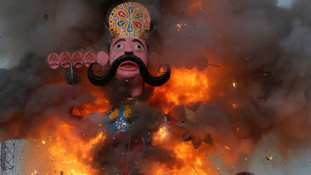 In Pics: From Jammu to Mysuru, How India Celebrated Dussehra