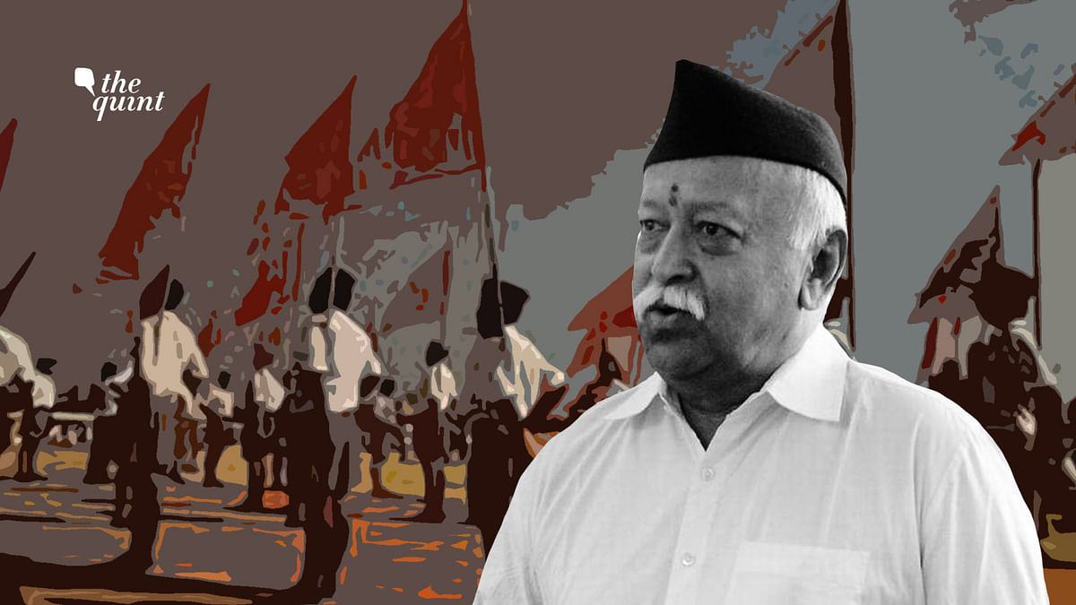 For the 'Reformed' RSS and Bhagwat, Muslims Are Indians Only If They're Hindus