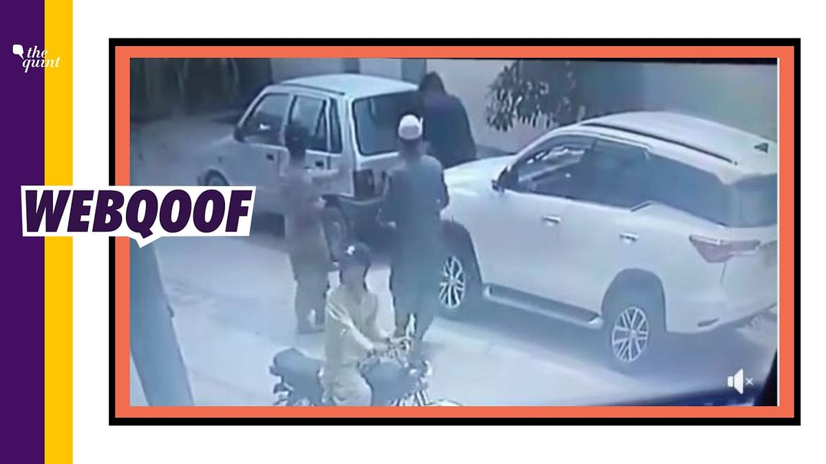 Kids Rob a Couple at Gunpoint in Mumbai? No, Video is From Karachi