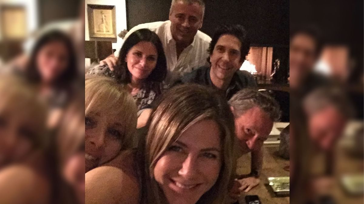 Jennifer Aniston Is on Instagram and She's Got Her 'Friends'