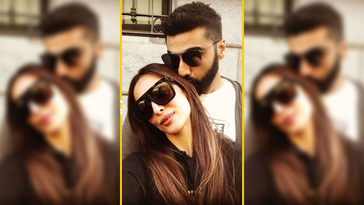 Arjun Wishes Malaika With an Adorable Photo on Her Birthday