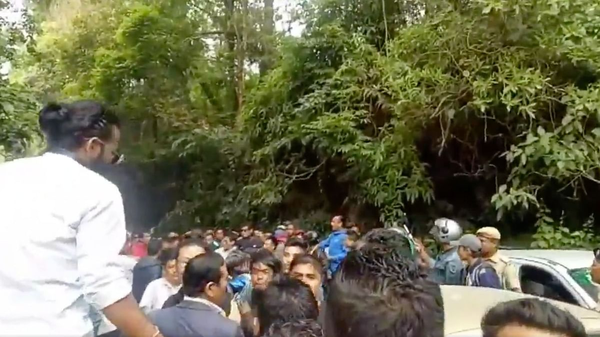 Darjeeling BJP MP Alleges Attack by TMC, GJM Members; Both Refute