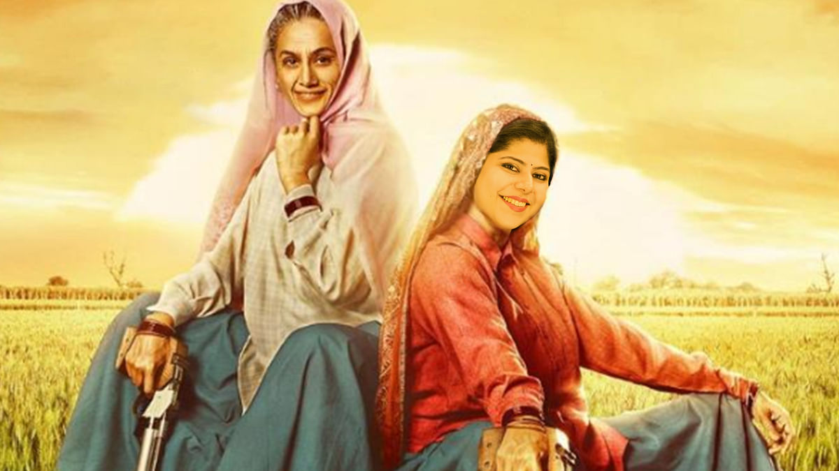 Taapsee & Bhumi Save an Otherwise Painfully Long 'Saand Ki Aankh'