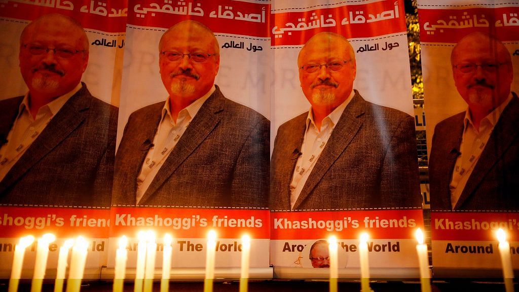 Khashoggi Suspects Made 'Chilling' Jokes Before Murder: Reports