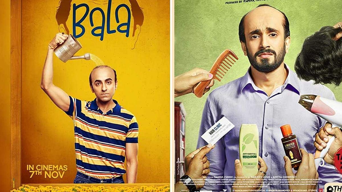 Shot Our Film First: Ayushmann on Bala, Ujda Chaman Similarities