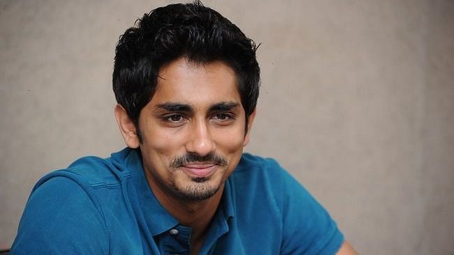 Tamil Actor Siddharth Criticises Amit Shah for His Remarks on NRC