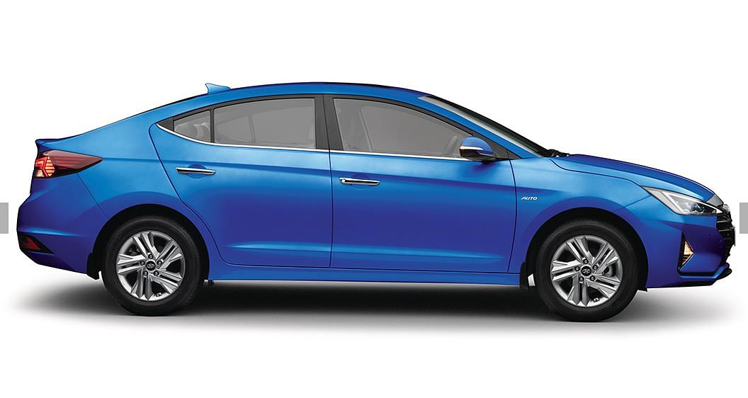 The 2019 Hyundai Elantra gets some additional features.