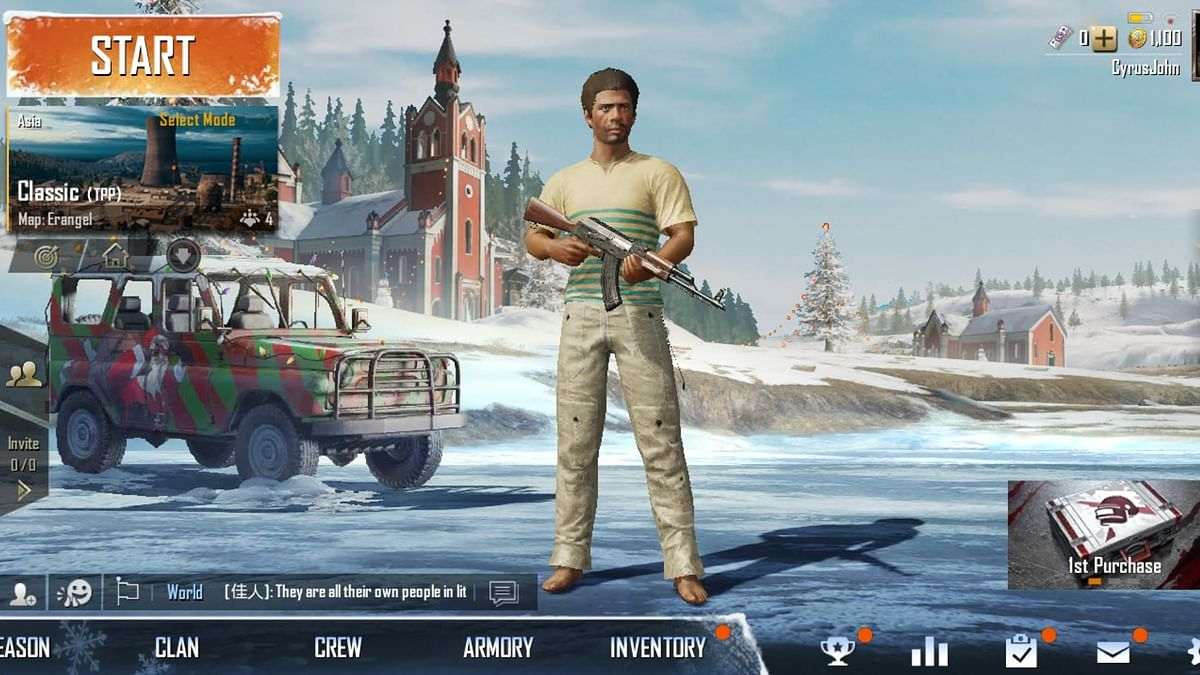 PUBG Adds Anti-Cheat Detection System Backed by a 10-Year Ban