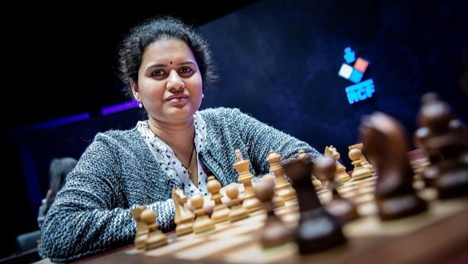 India's Koneru Humpy Moves To World No 3 in Women's Chess
