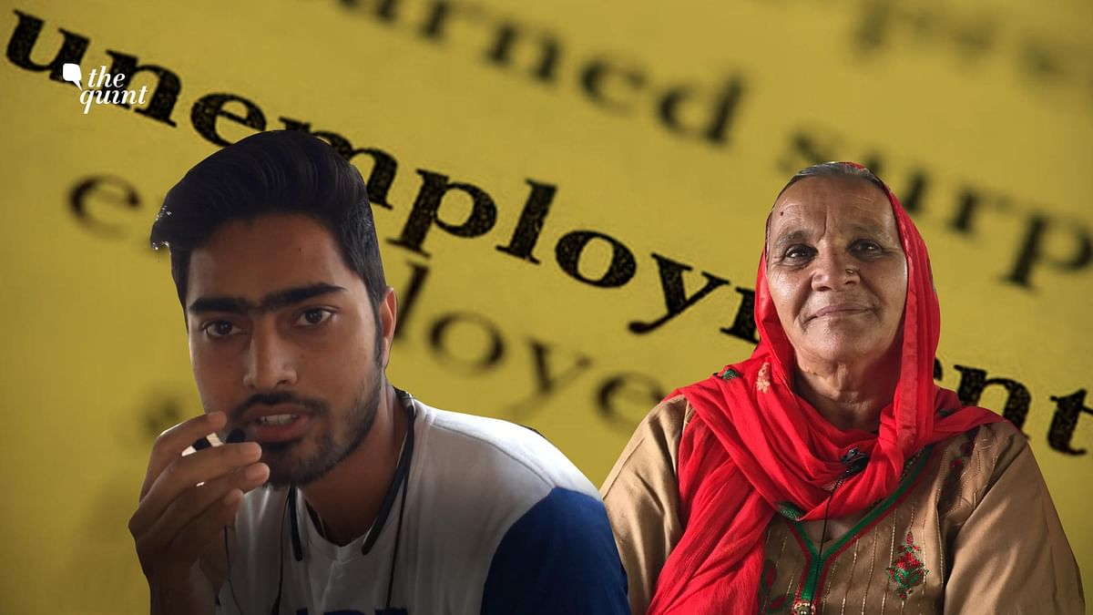 On the Road in Haryana's Rohtak, It's Jobs on Everyone's Mind