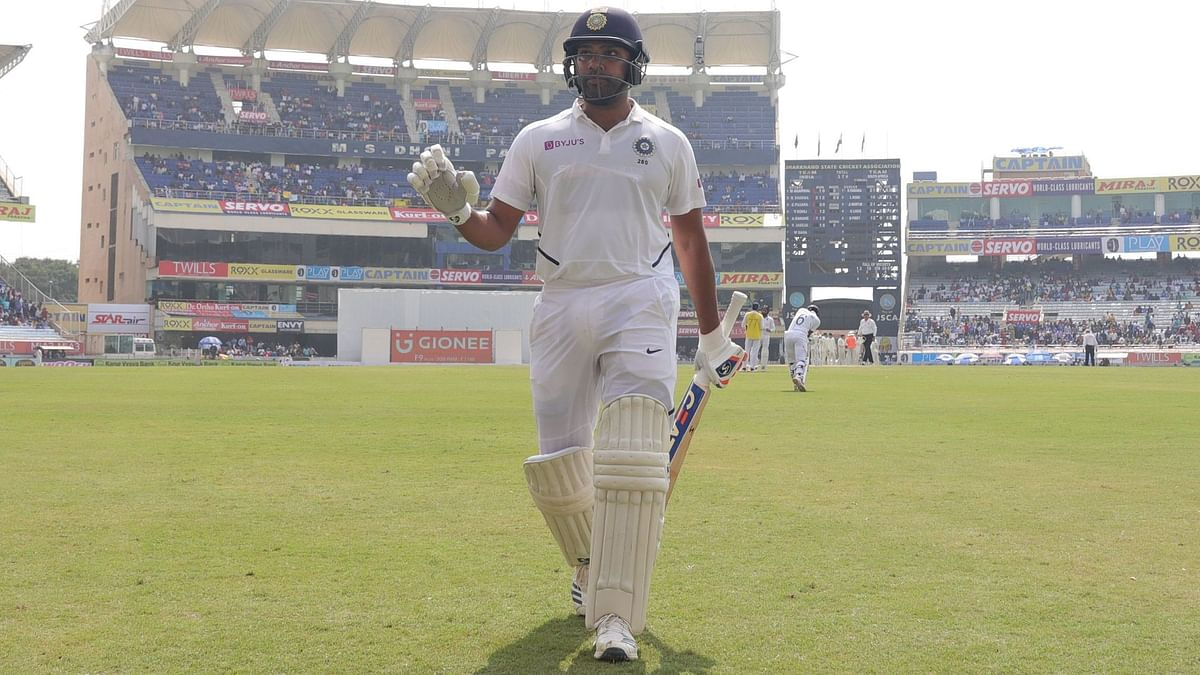 In Stats: Rohit, Rahane & Umesh Yadav Enter Record Books on Day 2
