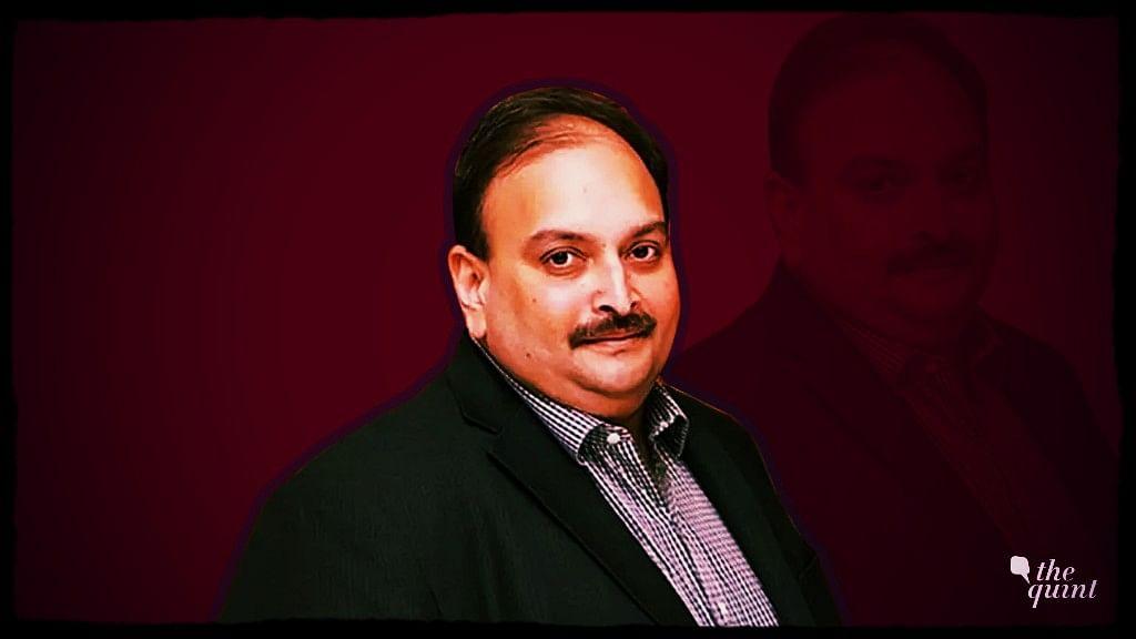 File image of Diamantaire Mehul Choksi.