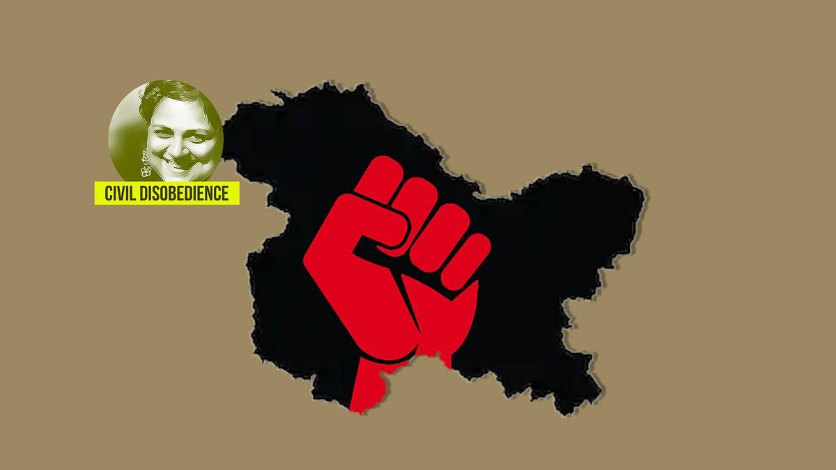 Kashmir in Election-Mode is Like a 'Lesbian' Fighting Back