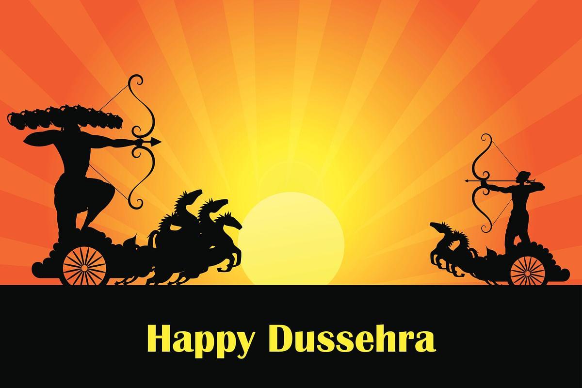 Vijayadashami Greetings